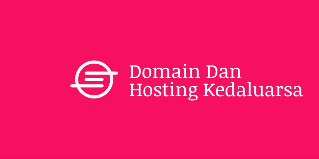 Domain Dan Hosting Kedaluarsa