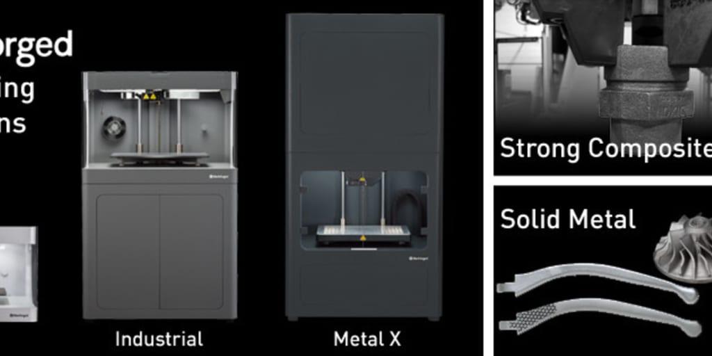 Apa yang bisa kamu buat dengan printer 3D metal?